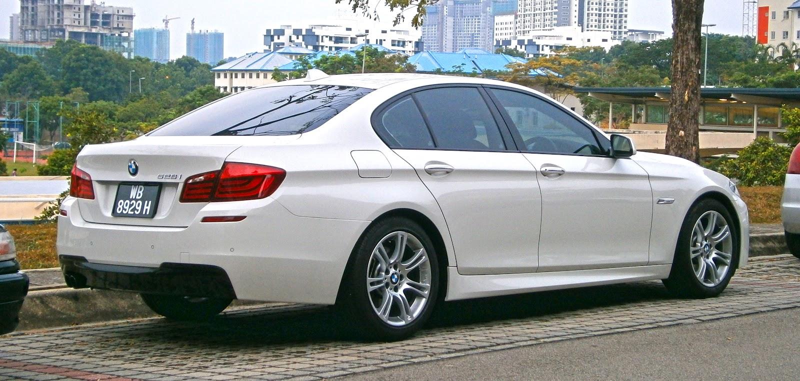 Photo of BMW 5-series sedan: 70% 5-year depreciation rate