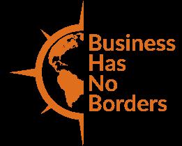 Business has no borders logo