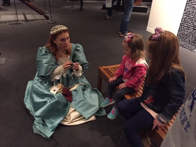 C:\Users\Susan\Documents\Susan\Work\Denver Parent Magazine\Articles\Da Vinci Exhibit\Leonora with kids pic.JPG
