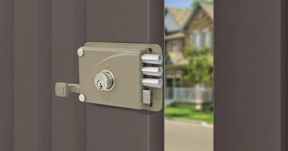 Mantener las cerraduras para puertas