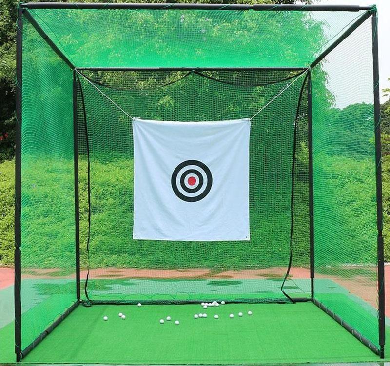 Lồng tập đánh Golf phổ biến và rất được các Golfer ưa chuộng