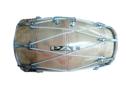Best Dholaks In India (Pal Music House Wood Dholak)