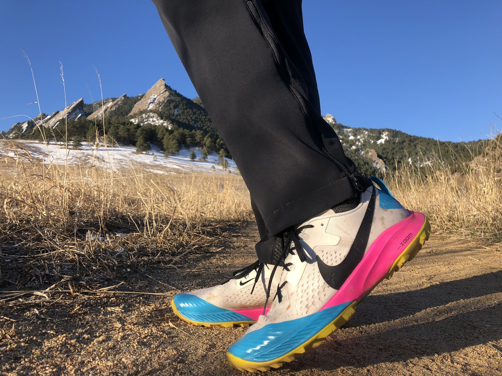 Road Trail Run: Nike Air Zoom Terra Kiger 5 Multi Tester Review