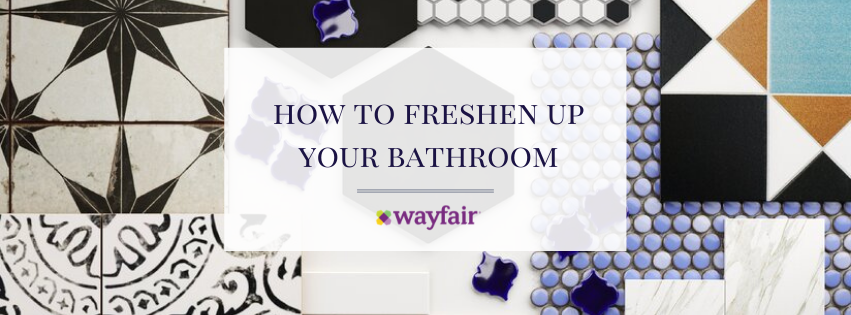 Tips, Trends and Inspiration for a Bathroom Refresh