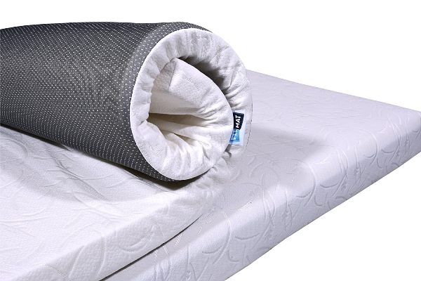 FITMAT Back Pain Relief Memory Foam King Size Mattress