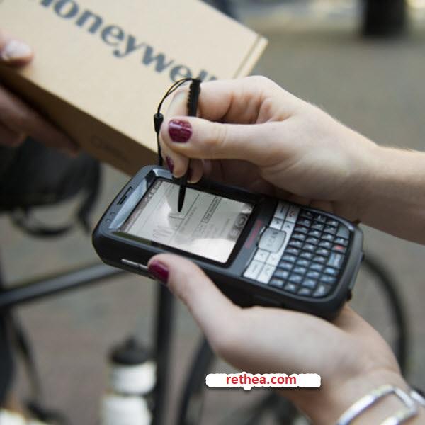 Máy quét mã vạch di động Honeywell Dolphin 60s Scanphone - ảnh 1
