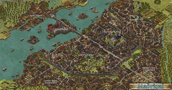 8 Best and Free Fantasy World Map Creator