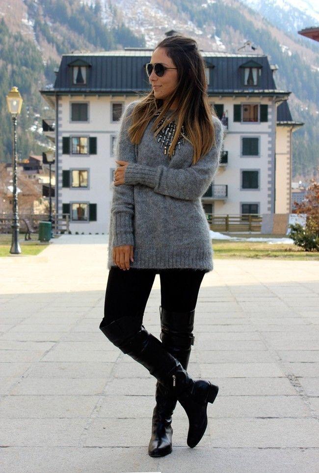 como usar legging dicas inverno 1