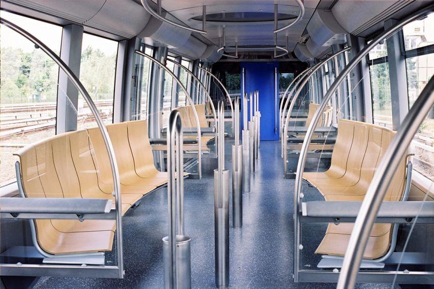 Cómo parecerse a los vagones del metro en todo el mundo