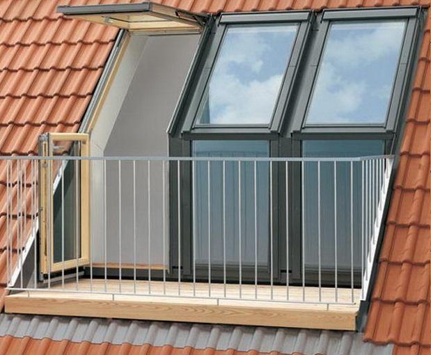 балконные
