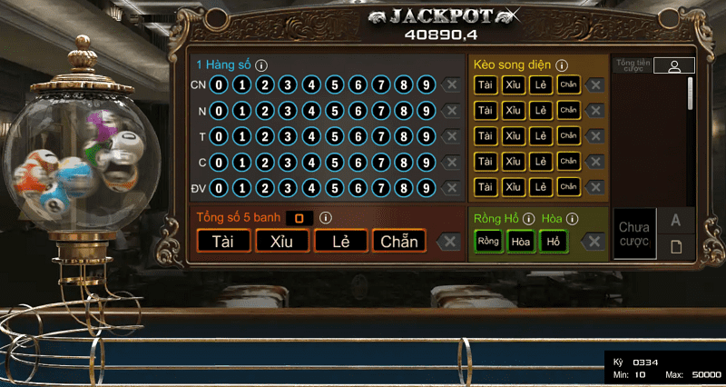 game slot 3d kubet