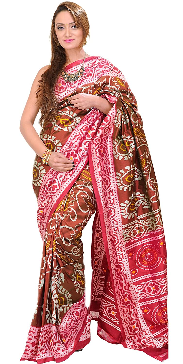 Patola Saree From Pochampally