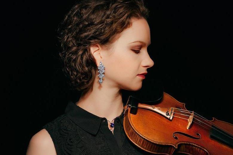 a person in an orchestra