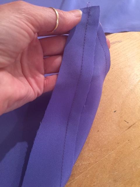 Magic Bias Dress Sew Along: Week 3 Color Blocking