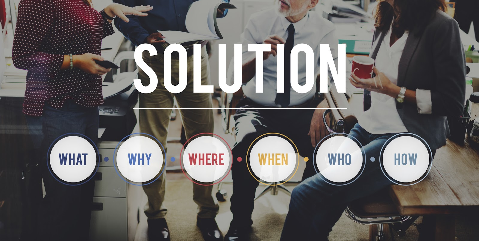 the problem solution approach
