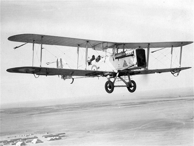 Airco DH.9A with Liberty Engine