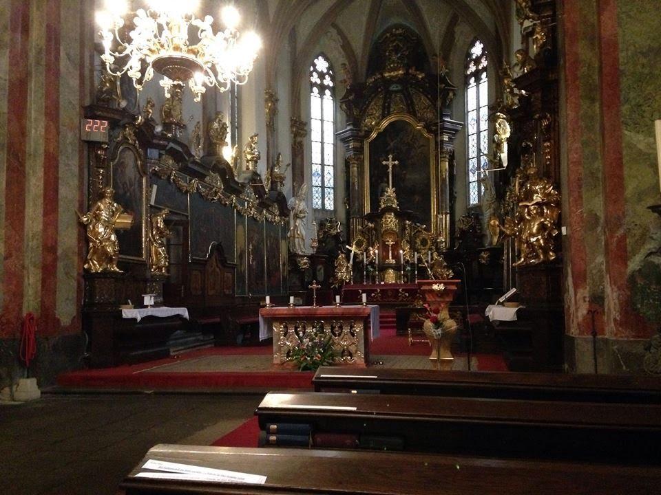 Magyar katolikus személyi plébánia Prágában