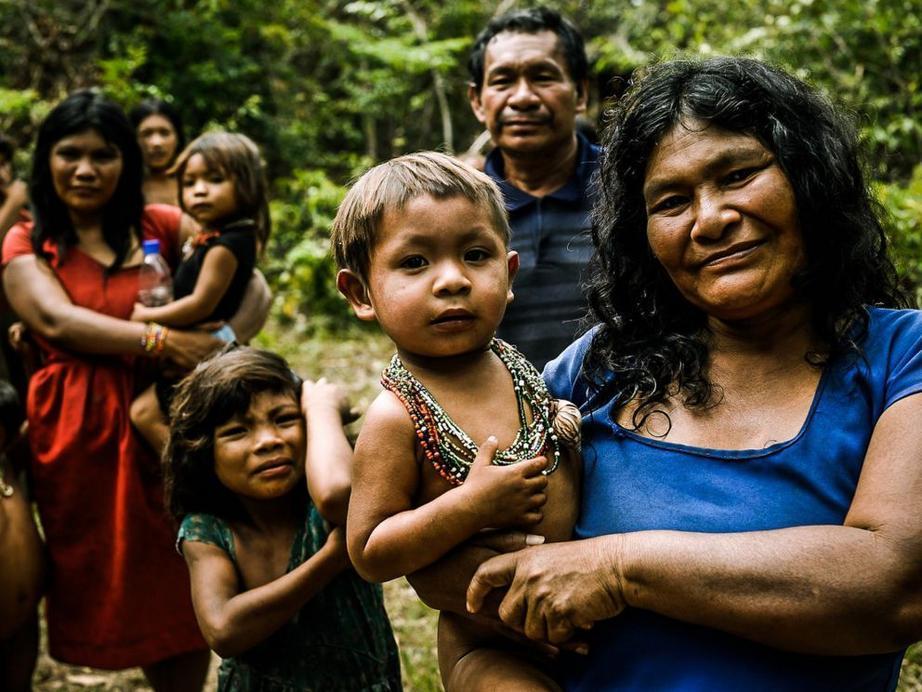 Hasil gambar untuk piraha people