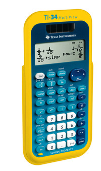 Image result for ti-34 multiview calculator