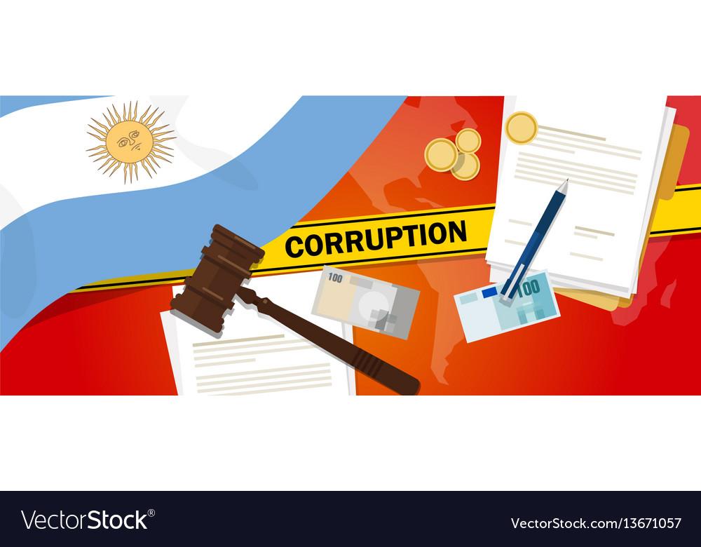 Billedresultat for corruption in argentina