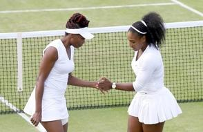 Hermanas Williams avanzan hasta las semifinales