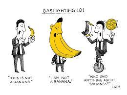 Gaslighting 101 Drawing by Tom Chitty