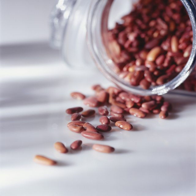 Beans contain niacin, which promotes sleep.