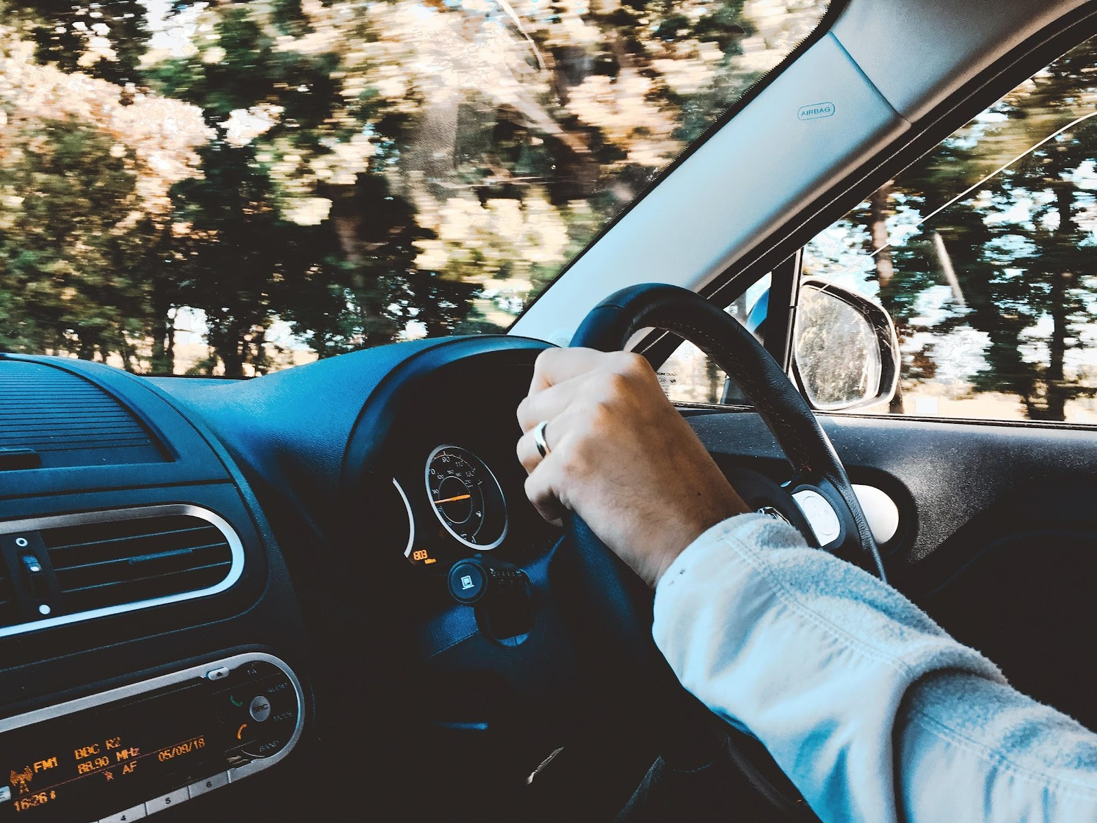 Change your driving habits