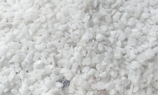 Supplier of Quartz Grit in India