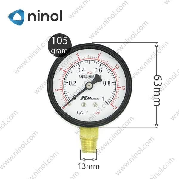 Đồng hồ đo áp suất hơi