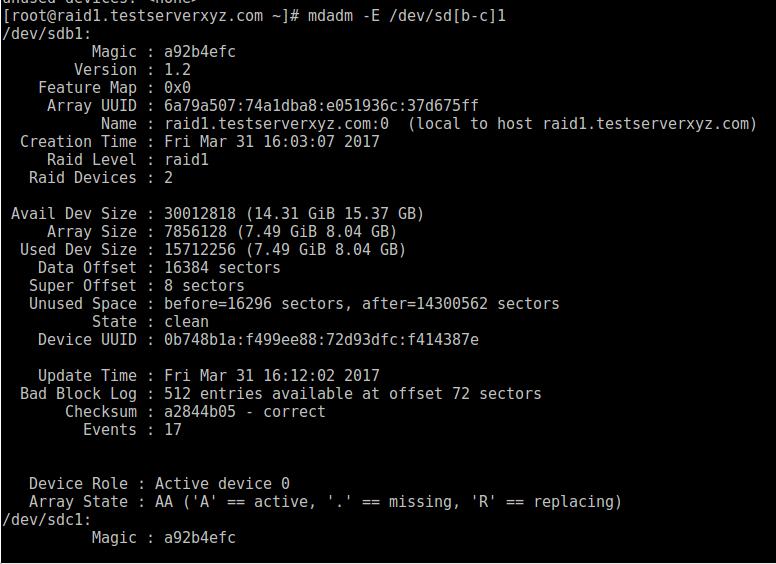 raid1 configuration, RAID1 Configuration On CentOS 7 ubuntu, mdadm, raid 1, raid configuration, raid configuration in linux, mdadm commands in linux, mdadm command, mdadm linux,  disk mirroring, lokesh, linuxtopic, raid0, raid6, raid5, raid1