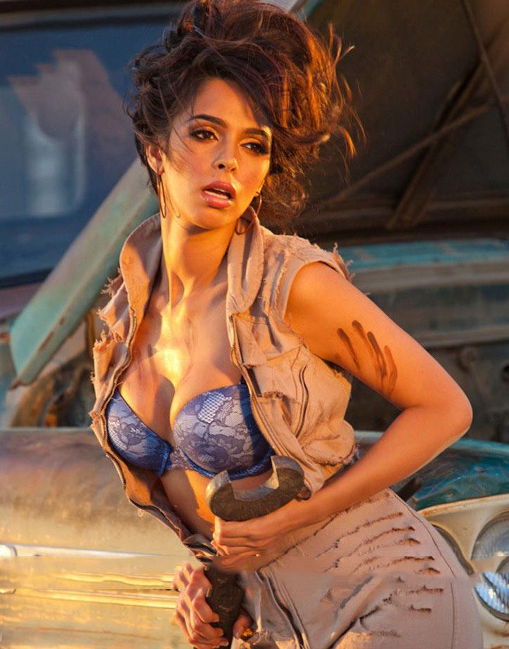 8. Mallika Sherawat