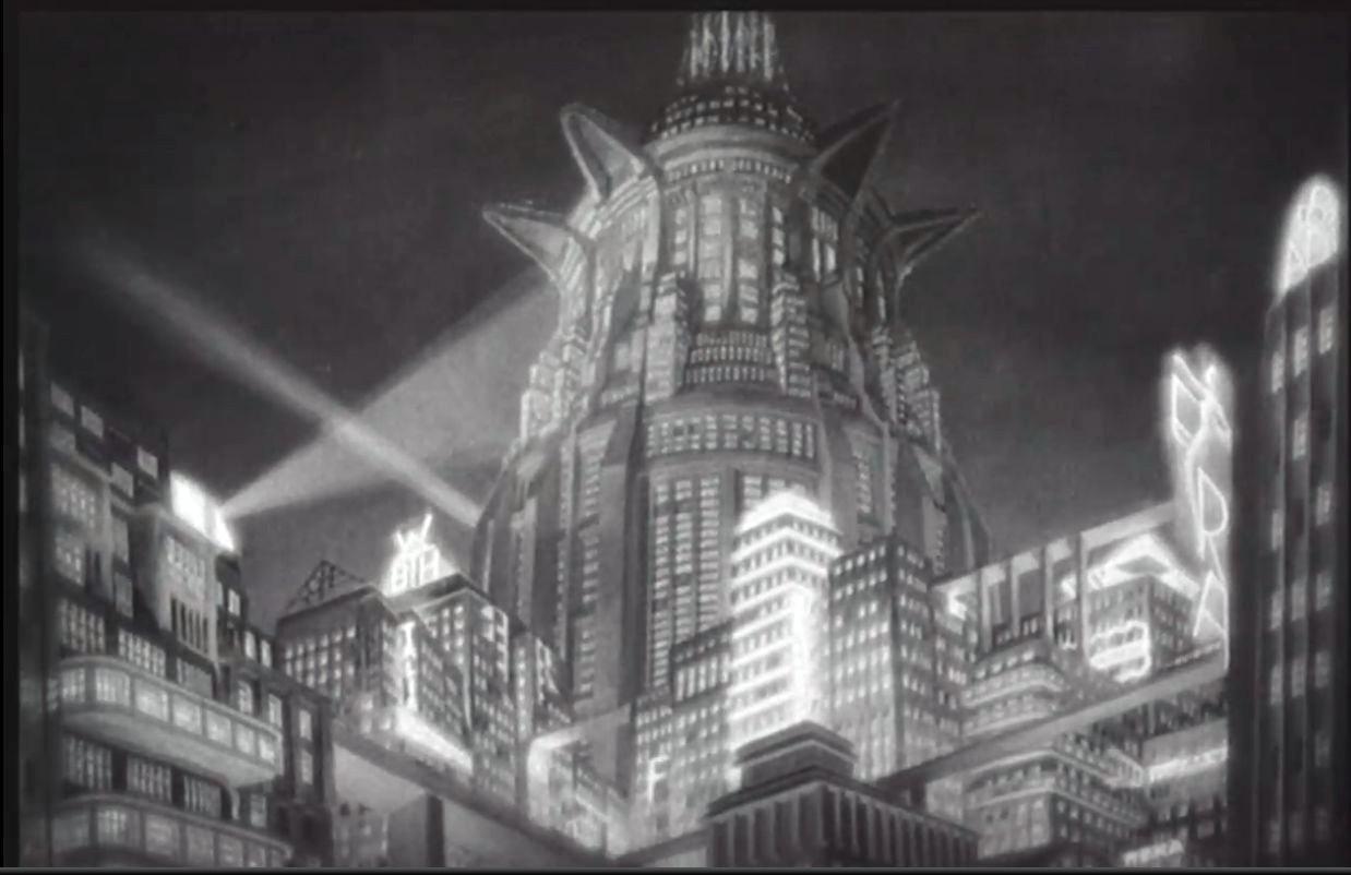 Metropolis (1927). Em 1927 estreava um filme… | by Miguel Serpa | Medium