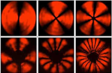 I fisici hanno riprodotto il paradosso dell'Hotel di Hilbert con la luce