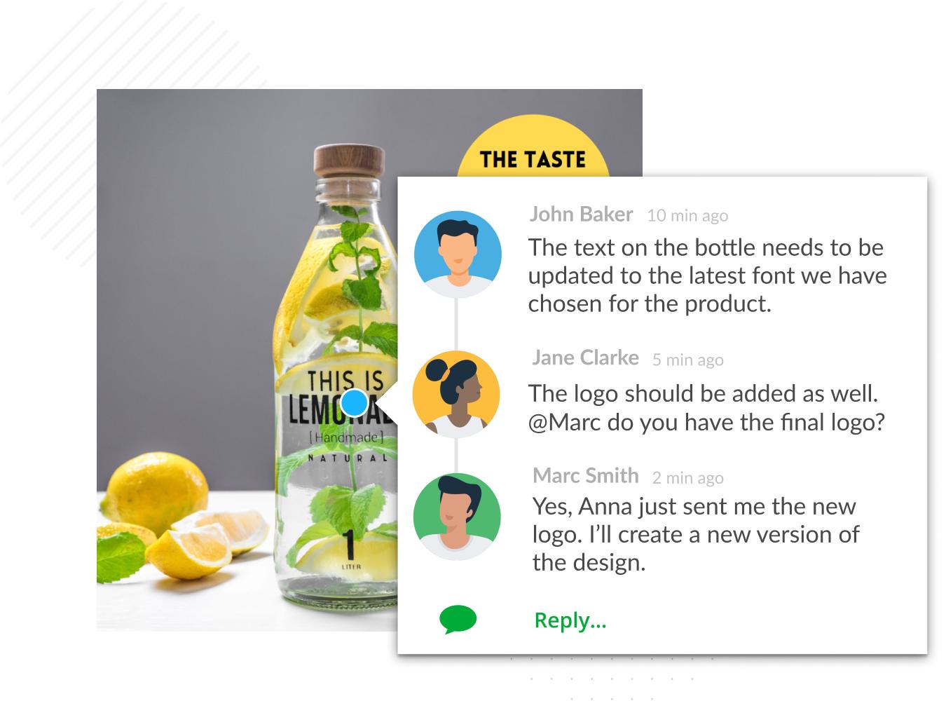 lemonade bottle review
