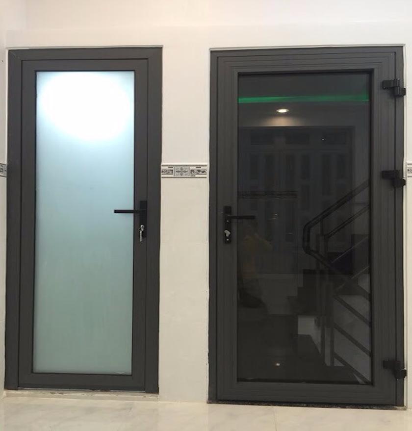 Cửa được sử dụng trong các văn phòng tại Việt Nam