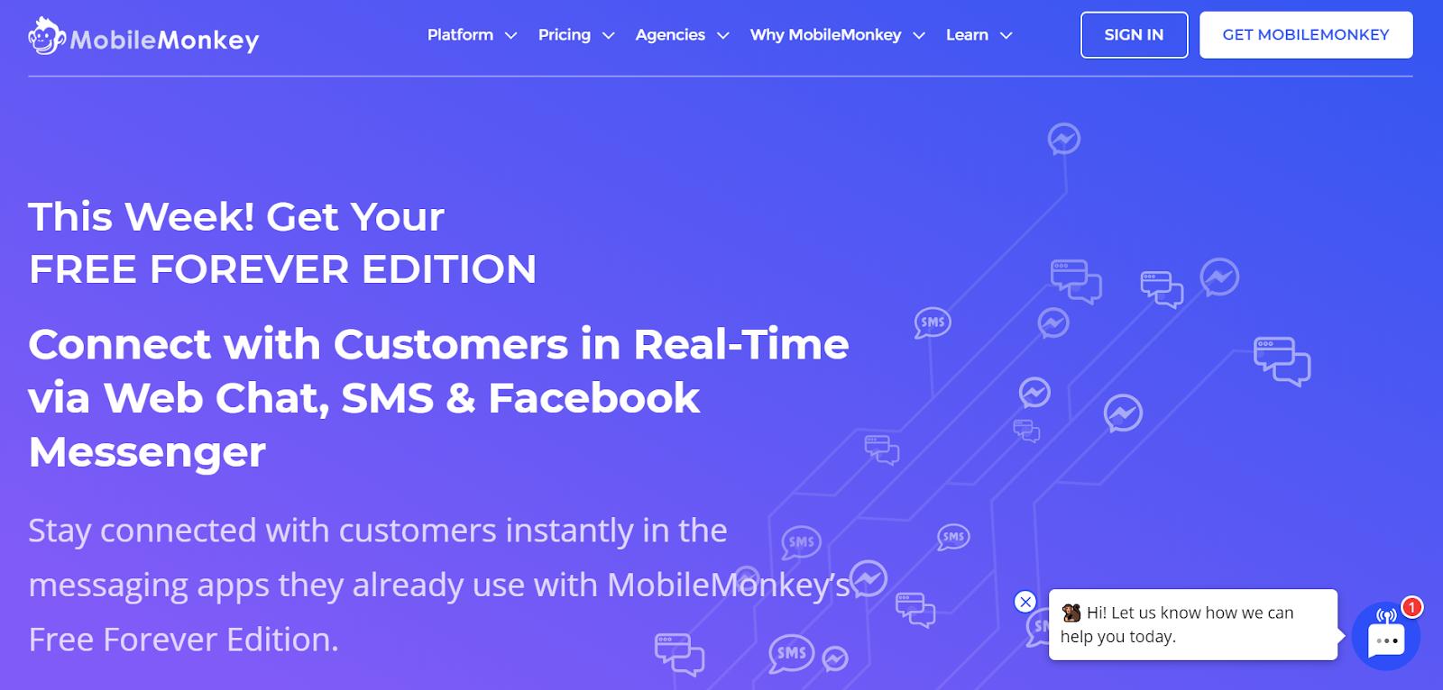 viral marketing tools mobilemonkey