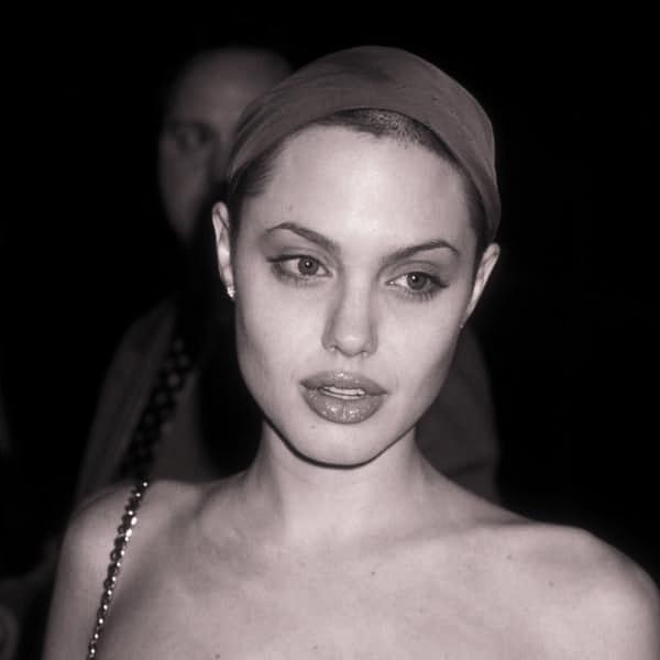Bộ ảnh gây bão của Angelina Jolie hóa ra chỉ là giả - ảnh 6