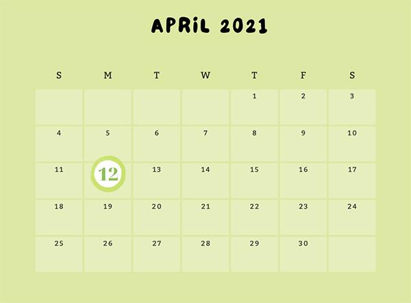 Tử vi ngày 12/04/2021