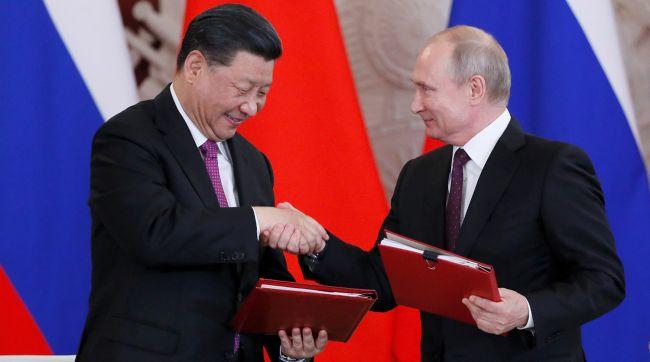 Лондон — Вашингтону: Китай и Россию нужно развести во что бы то ни стало