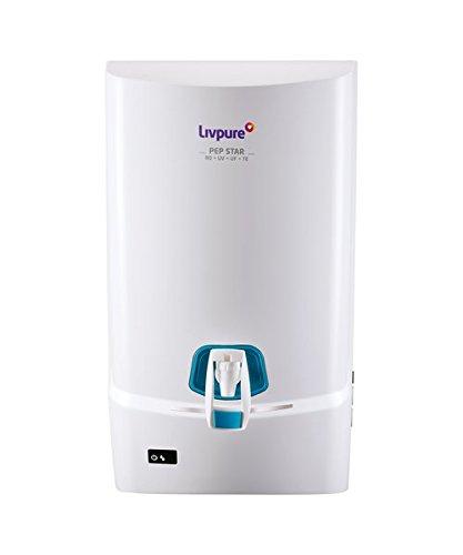 LIVPURE PEP RO+UV+UF+TDS Water Purifier