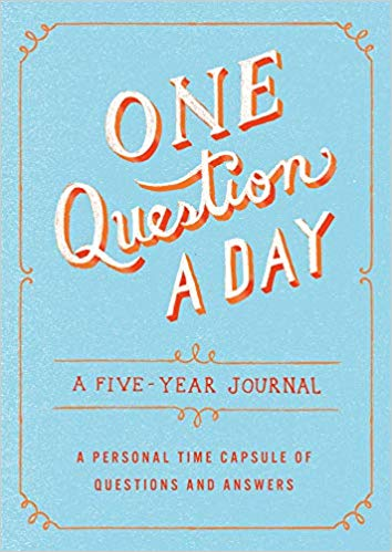 A QUESTION A DAY JOURNAL | kimschob.com