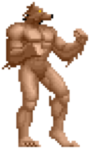 Image result for altered beast wolf