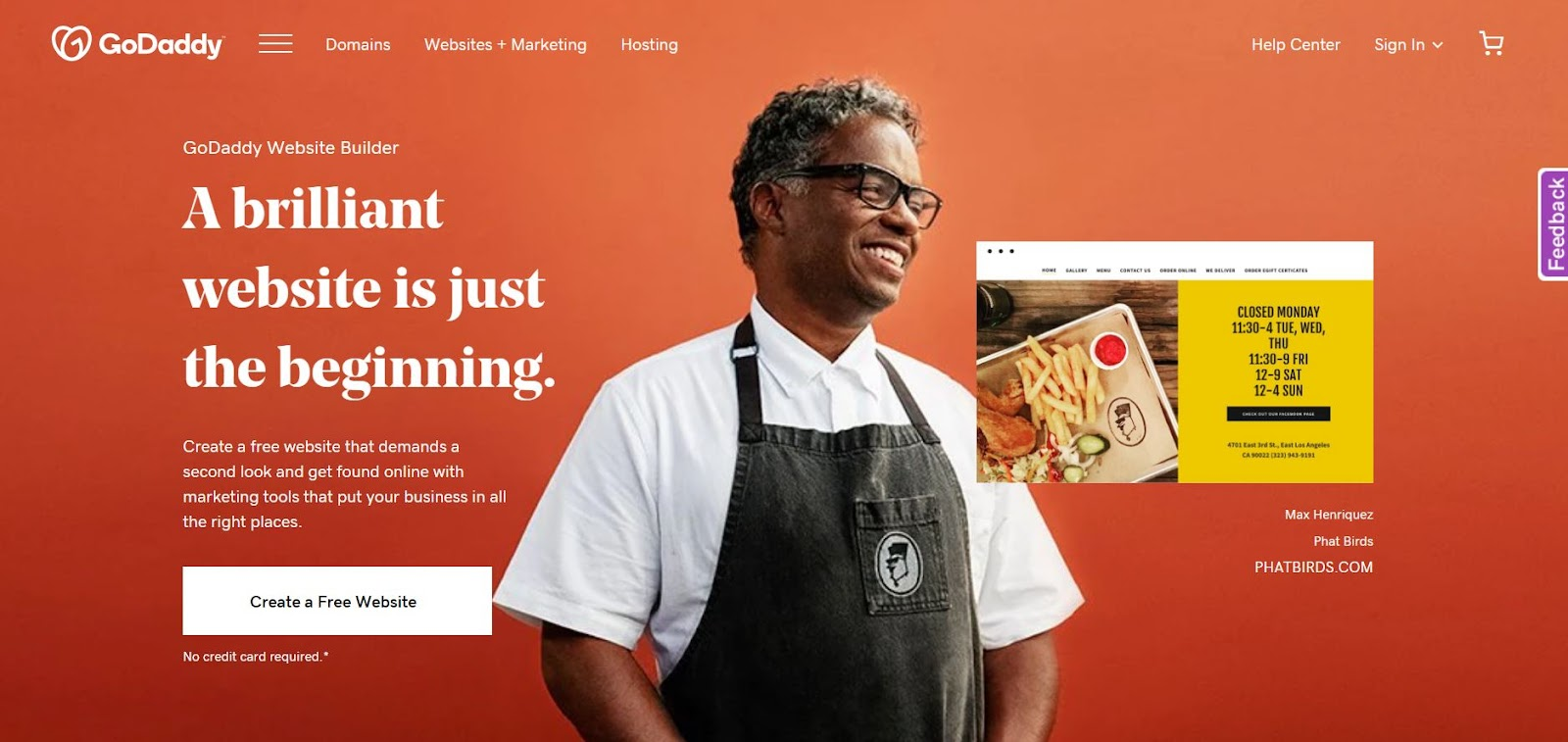 GoDaddy: The Top 10 Website Platforms for Woodworkers and Makers
