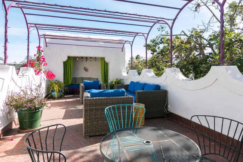 cabana airbnb