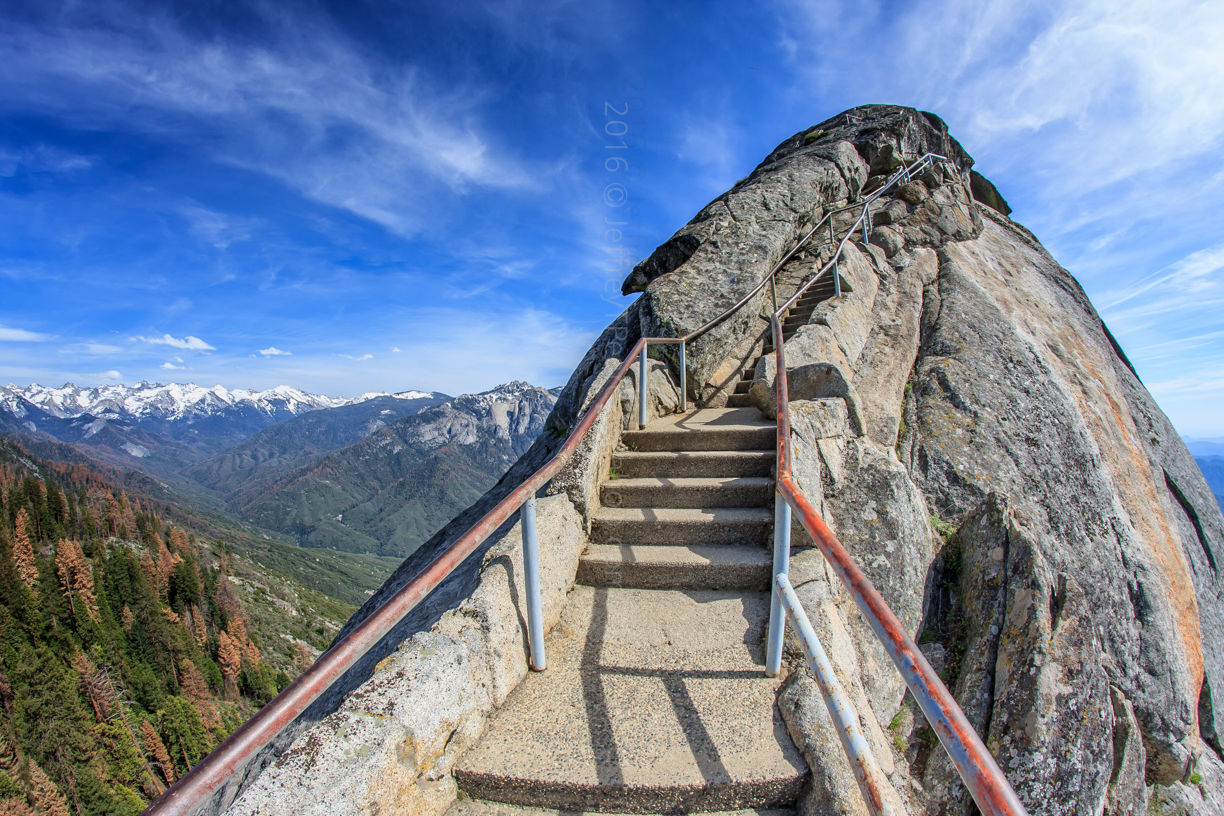 Image result for moro rock trail