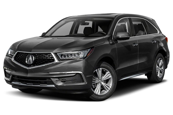 angular-front-of-the-Acura-MDX