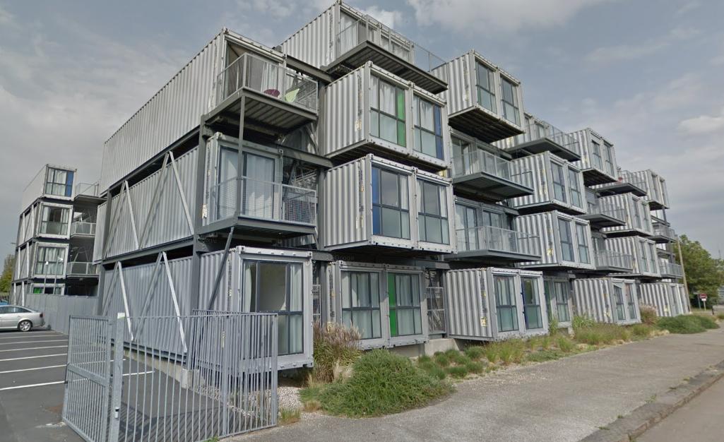 Cité A Docks, France