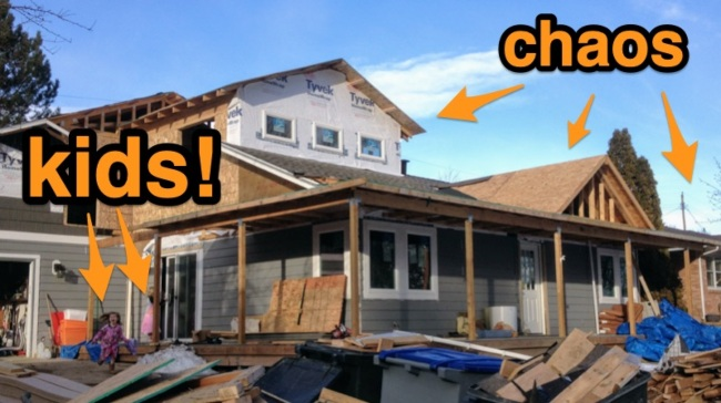 chaos home repairs