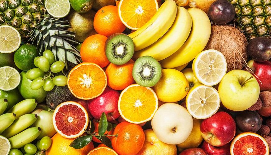 Đừng quên bổ sung hoa quả cho cơ thể